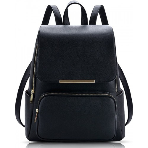 New Eva Black Backpack For Women