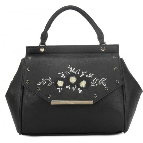 Dune London Hand-held Bag(Black)