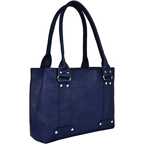 Costa Swiss blue handbag