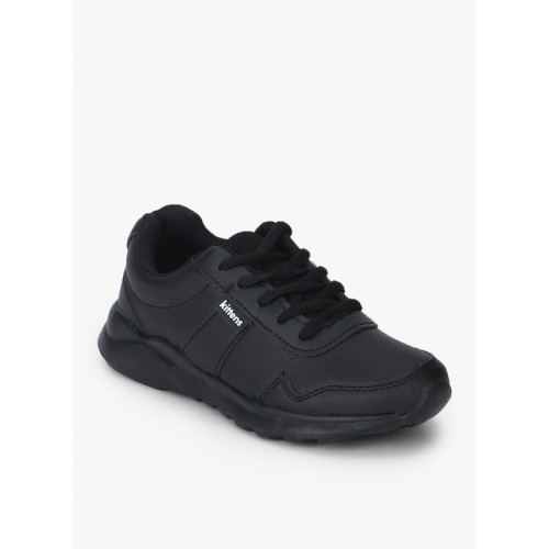 Kittens Black Casual Shoes