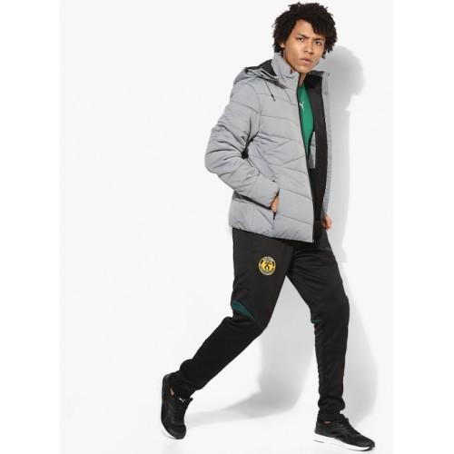 Puma Nla Grey Quilted Jacket
