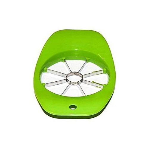 Tosmy Stainless Steel Premium Apple Cutter, Multicolour