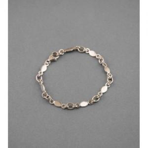 Buy Aastha Jain Personalised Sterling Silver Bracelet Online