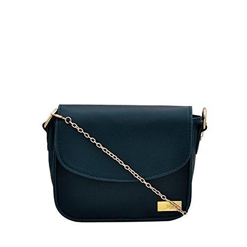 Yelloe Sling Bag Women Blue VK1L709M