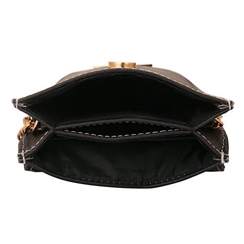 Lapis O Lupo Women's Sling Bag (Llsl0027Bl, Blue)