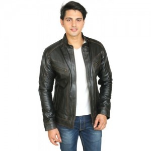 C Comfort Full Sleeve Solid Men's Jacket