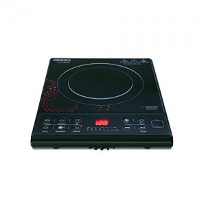 Usha (3616) 1600-Watt Black Induction Cooktop