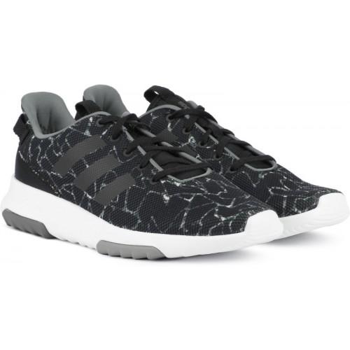 11fa3dd45ac878 Buy ADIDAS CF RACER TR Running Shoes For Men(Black) online