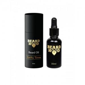 Beardhood Earty Tones Beard Oil