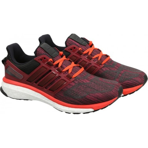 952a3958bd74a2 Buy ADIDAS ENERGY BOOST 3 M Running Shoes For Men(Red) online ...