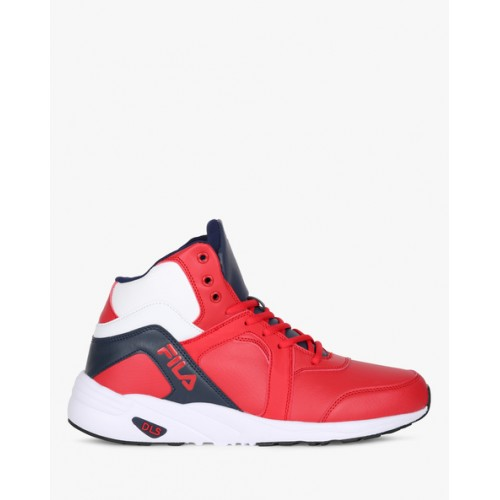 c0ee8a16dea7 Buy FILA Axton Panelled High-Top Lace-Up Shoes online