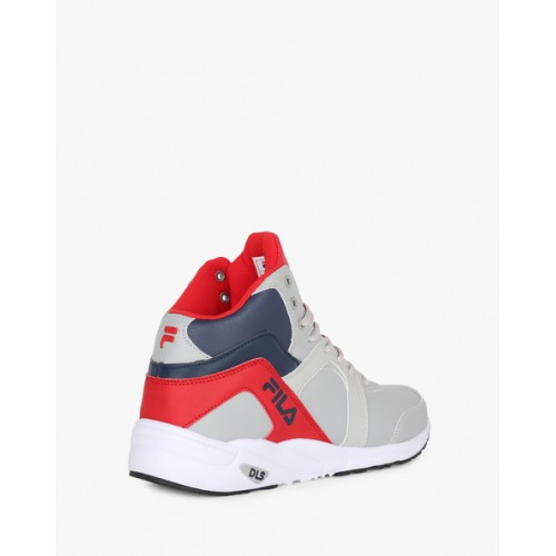 Buy FILA Axton Panelled High-Top Lace