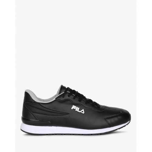 FILA Elford Panelled Lace-Up Casual Shoes