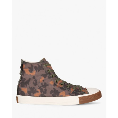 c00cdbcec3a Buy CONVERSE Camouflage Print High-Top Sneakers online