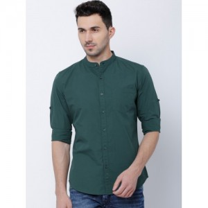 3b327176c9b Qlonz store Men Black And White Colorblocked Casual Shirt. ₹624 ₹1499  Flipkart. 58% off. HIGHLANDER Men Teal Cotton Slim Fit Solid Casual Shirt