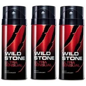 Wild Stone Ultra Sensual Deodorant, 150ml