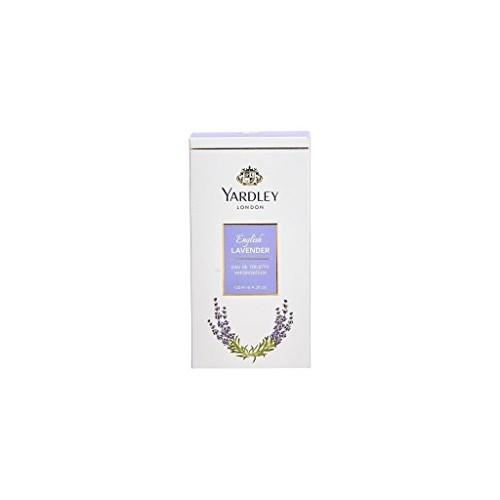 Yardley London - English Lavender Eau de Toilette for Women, 125ml