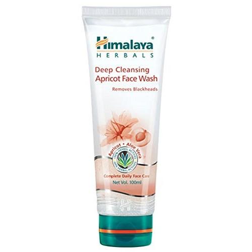 Himalaya Herbal Deep Cleansing Apricot Face Wash, 100ml