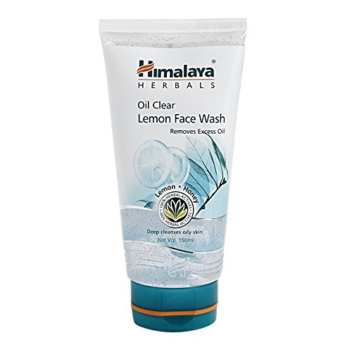 Himalaya Oil Clear Lemon Face Wash, 150ml