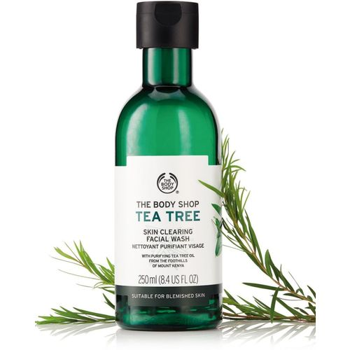 The Body Shop Tea Tree Skin Clearing Face Wash(250 ml)