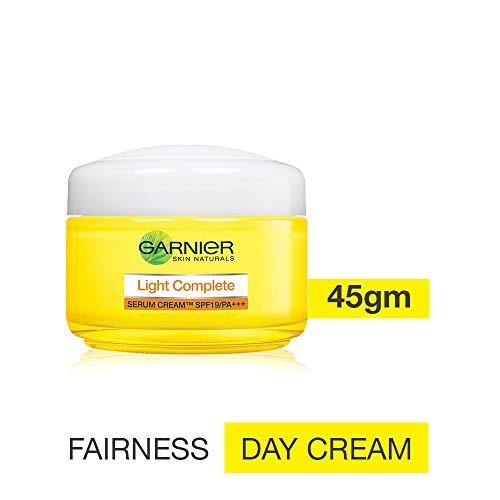 Garnier Skin Naturals, Light Complete Serum Cream SPF 19, 45g