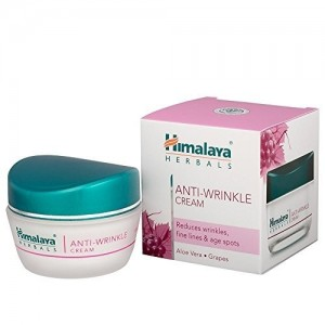 Himalaya Herbals Anti Wrinkle Cream, 50g