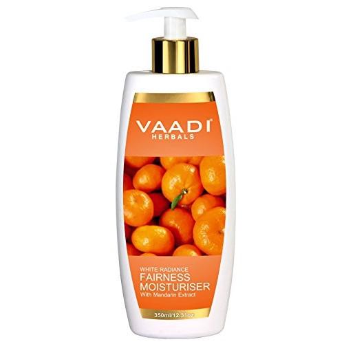 Vaadi Herbals Fairness Moisturiser with Mandarin Extract, 350ml