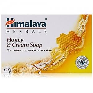 Himalaya Herbals Nourishing Cream and Honey Soap, 125gm