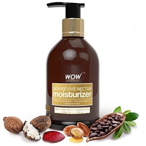 WOW Skin Revive Nectar No Parabens & Mineral Oil Moisturiser, 300mL