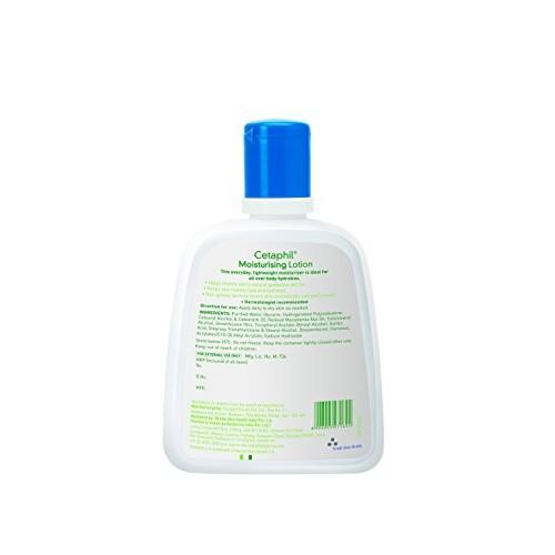 Cetaphil Moisturising Lotion for Sensitive or Dry Skin, 250ml