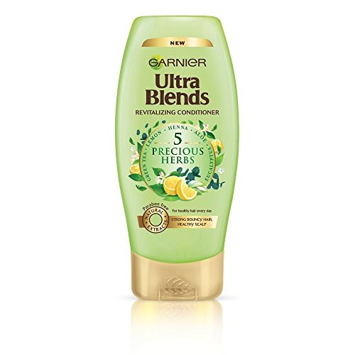 Garnier Ultra Blends 5 Precious Herbs Conditioner, 175ml