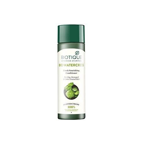Biotique Bio Watercress Fresh Nourishing Conditioner, 120ml