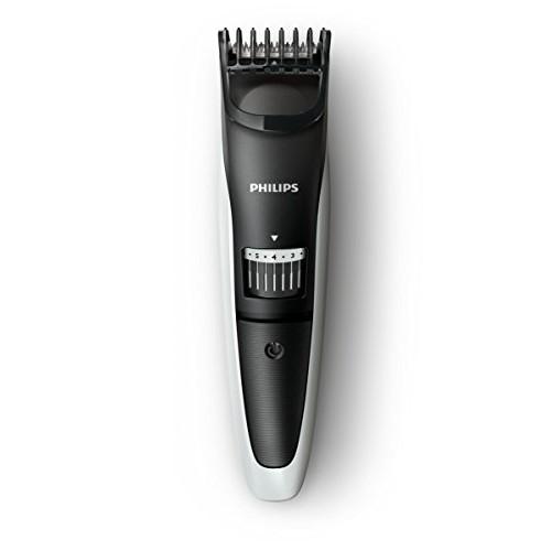 Philips QT4009/15 Beard Trimmer for Men (Black)