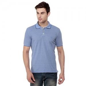 cfdcf39bb8 CHKOKKO Premium Cotton Half Sleeves Polo Collar Tshirts & Tee Shirt for Men