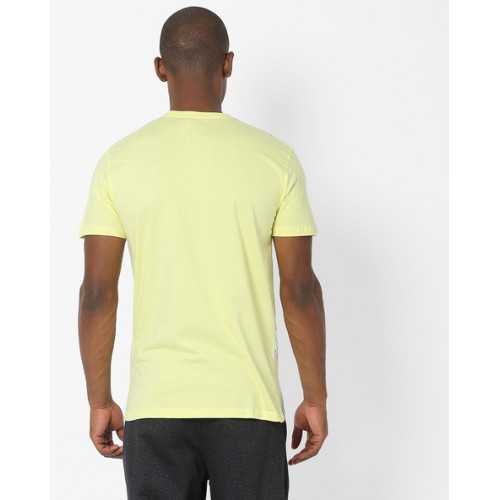 724d0fbd6eb49 Buy DNMX Printed T-shirt with Patch Pocket online | Looksgud.in