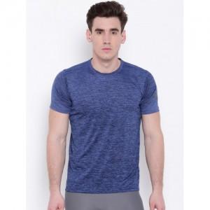 9be4da9f Buy Nike Men Navy & White FFF Dry Squad SS GX Football T-shirt ...