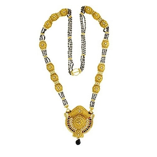 Buy Anuradha Art Beautiful Golden Polished Traditional