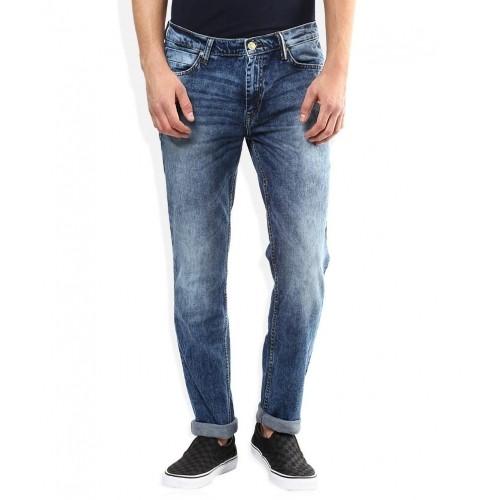 Lee blue skinny fit jeans (bruce)
