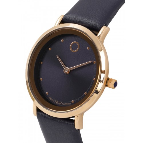 IBSO Women Navy Blue Analogue Watch O8160LBL_OR