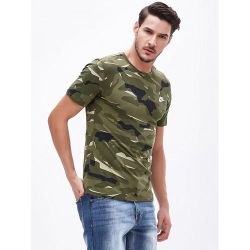 6e1c10f6e3ba Buy Nike NSW Camo Print T-Shirt online
