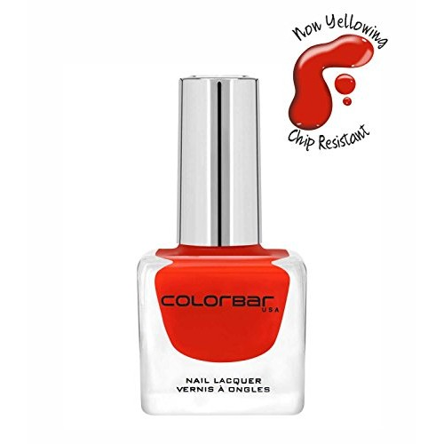 Colorbar Colorbar Luxe Nail Lacquer, Bloody Mary 098, 12ml