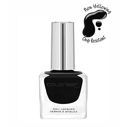 Colorbar Colorbar Luxe Nail Lacquer, Black Maze 076, 12ml
