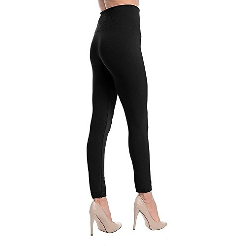 Buy FABLOOK Girl's Stretchable High Waist Compression Yoga