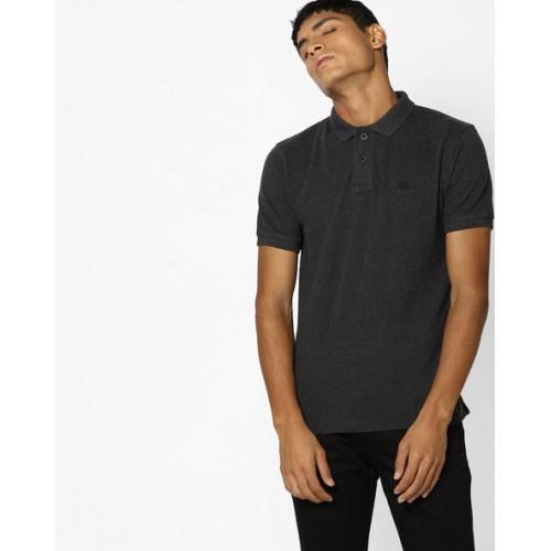 WRANGLER Cotton Polo T-shirt