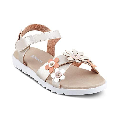KITTENS Girls Copper Sandals