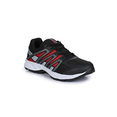 53b70f95425 Buy Liberty Force 10 Men Black Sports Shoes online