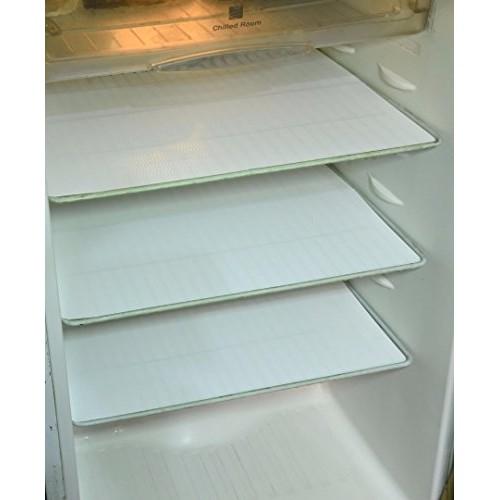 Kuber Industries Multicolour  PVC 6 Piece Refrigerator Drawer Mat Set