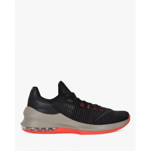ad195f61237d Buy Nike Men Black Air Max Infuriate 2 Low Basketball Shoe online ...
