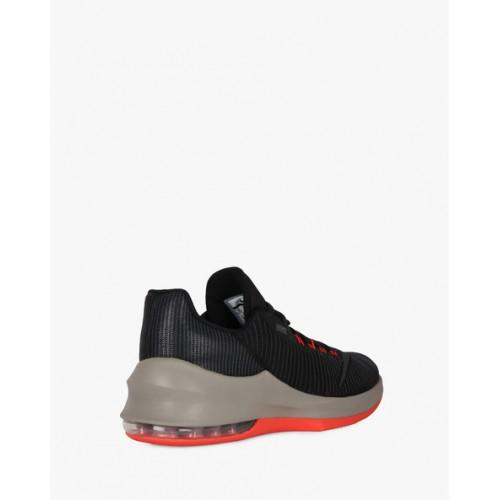 new concept b3751 9a8cf Buy Nike Men Black Air Max Infuriate 2 Low Basketball Shoe online ...