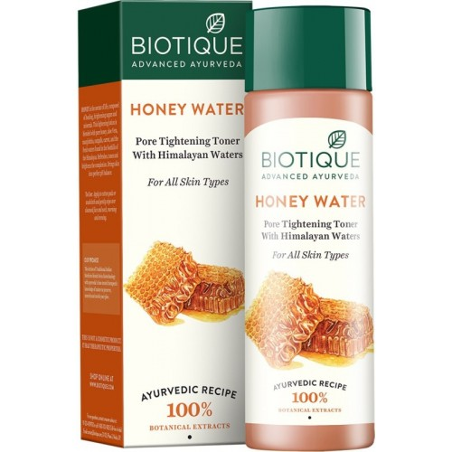 Biotique Bio Honey Water Clarifying Toner(120 ml)